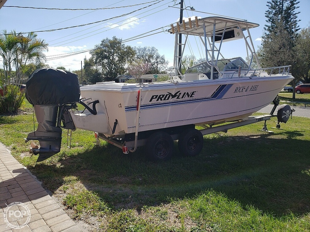 1993 Pro-Line boat for sale, model of the boat is 230 Cuddy Fish & Image # 15 of 40
