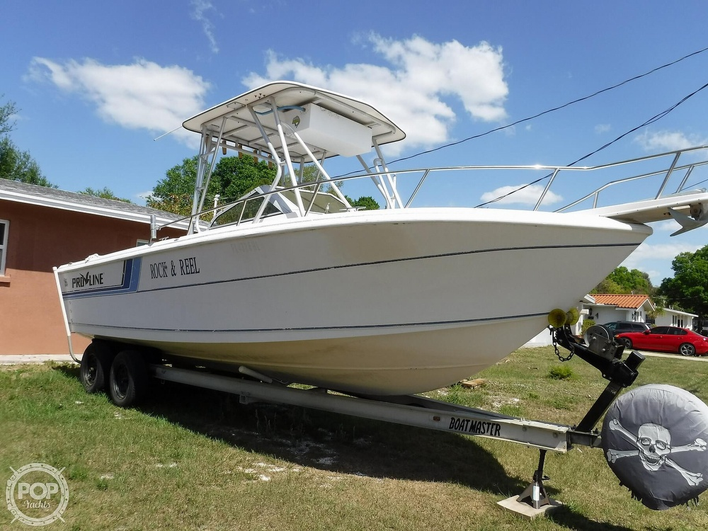 1993 Pro-Line boat for sale, model of the boat is 230 Cuddy Fish & Image # 13 of 40