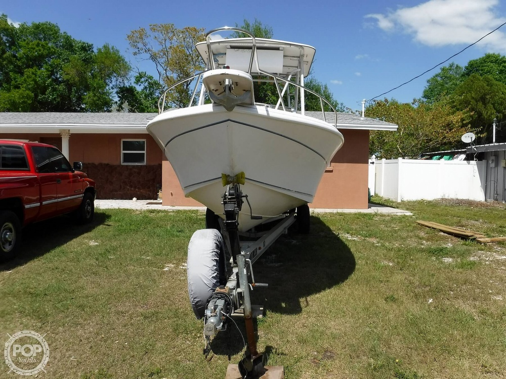 1993 Pro-Line boat for sale, model of the boat is 230 Cuddy Fish & Image # 14 of 40