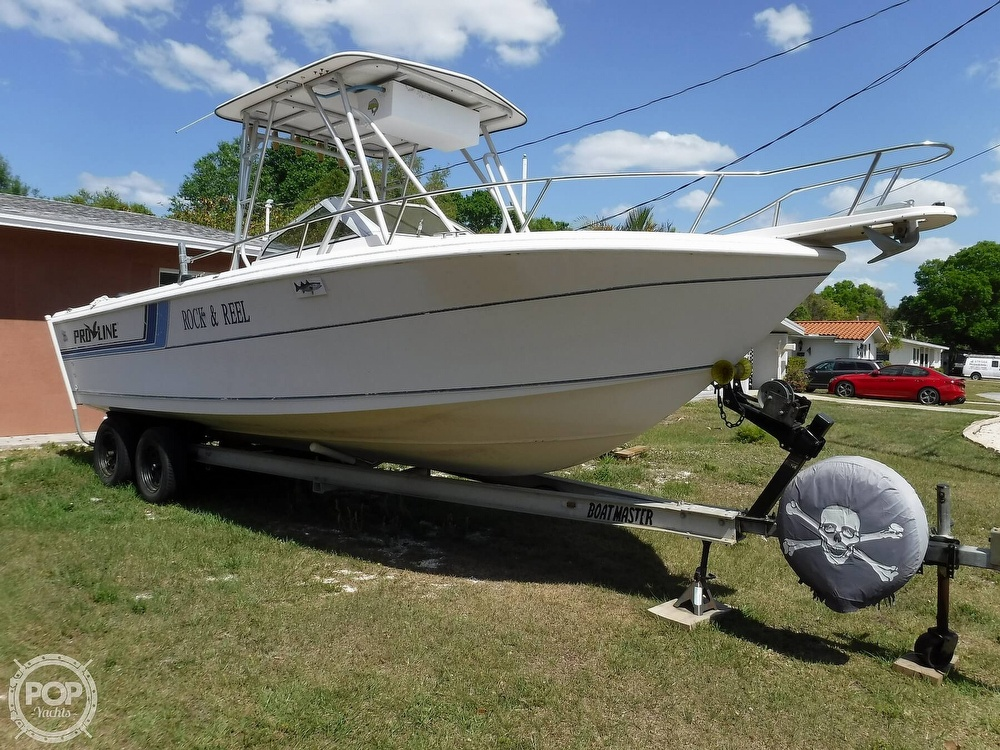 1993 Pro-Line boat for sale, model of the boat is 230 Cuddy Fish & Image # 16 of 40