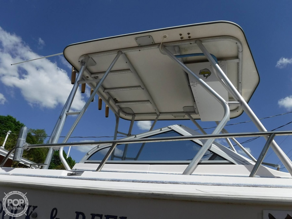 1993 Pro-Line boat for sale, model of the boat is 230 Cuddy Fish & Image # 5 of 40