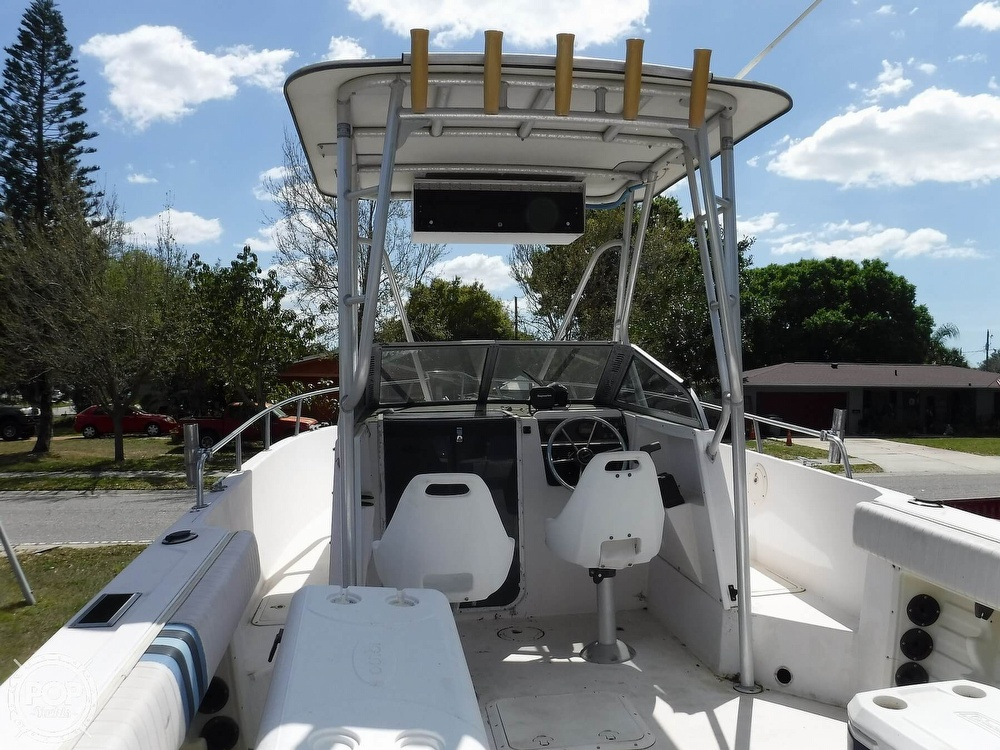 1993 Pro-Line boat for sale, model of the boat is 230 Cuddy Fish & Image # 19 of 40