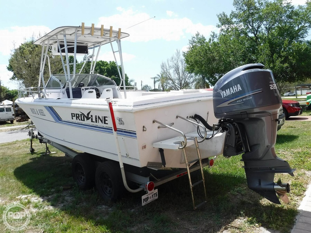 1993 Pro-Line boat for sale, model of the boat is 230 Cuddy Fish & Image # 20 of 40