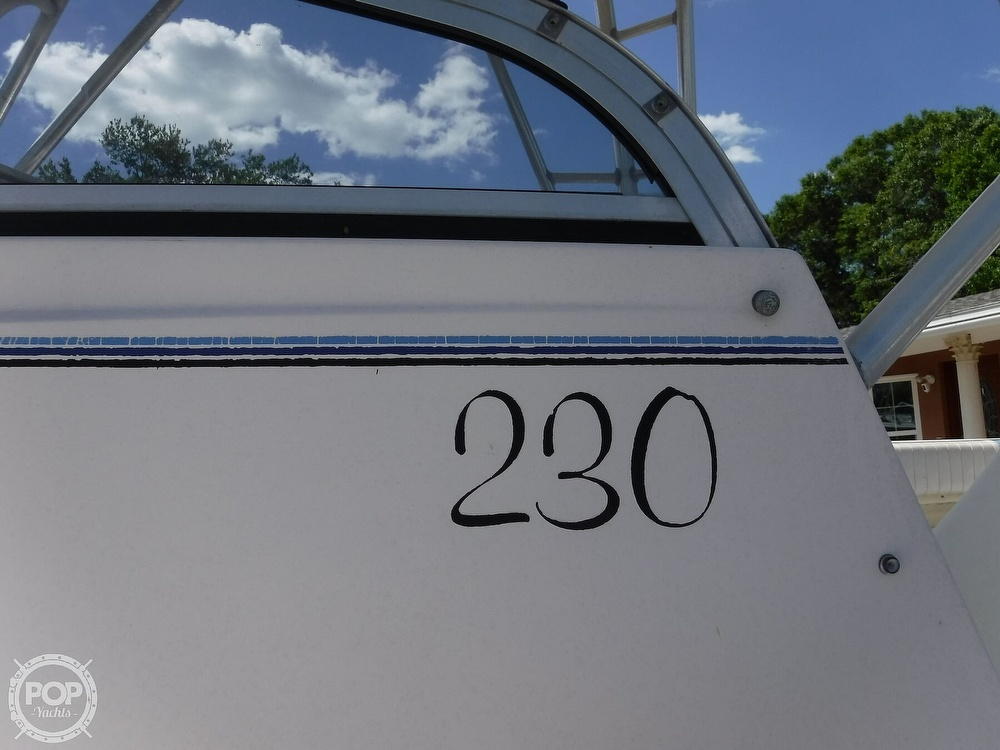 1993 Pro-Line boat for sale, model of the boat is 230 Cuddy Fish & Image # 22 of 40
