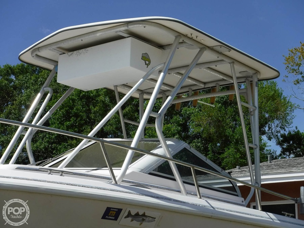 1993 Pro-Line boat for sale, model of the boat is 230 Cuddy Fish & Image # 24 of 40