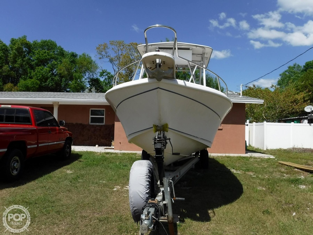 1993 Pro-Line boat for sale, model of the boat is 230 Cuddy Fish & Image # 25 of 40