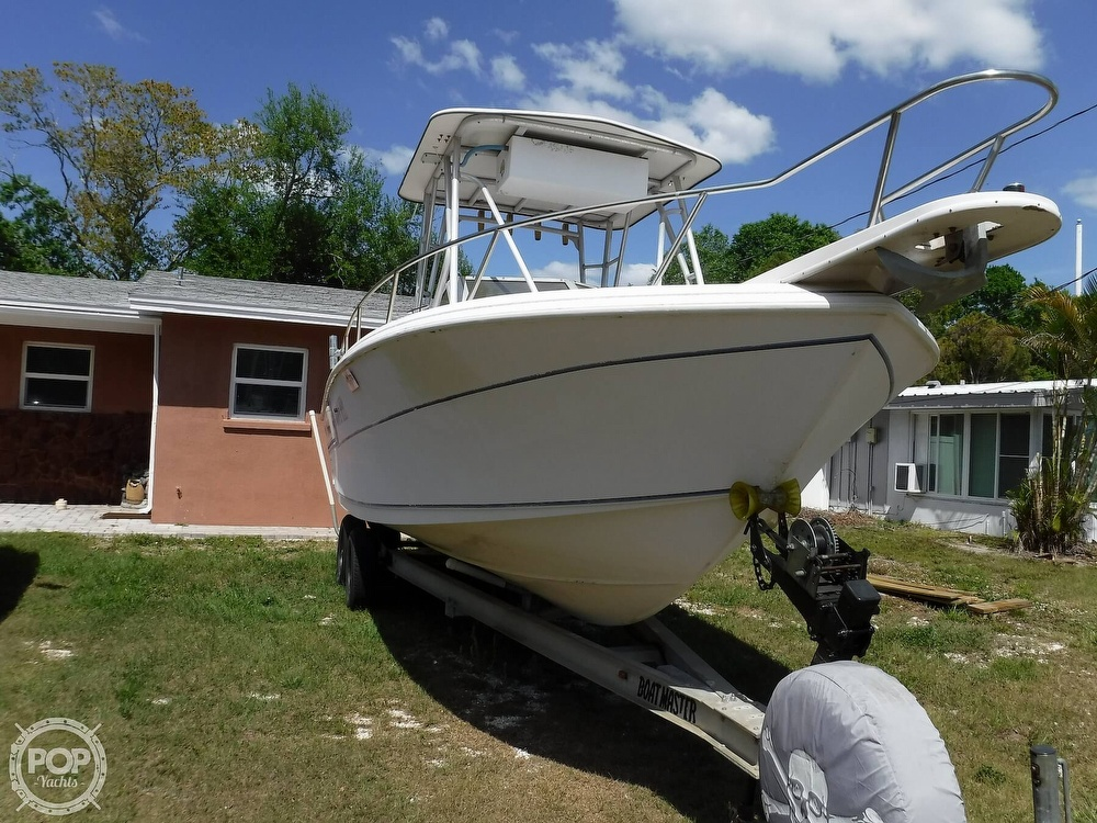 1993 Pro-Line boat for sale, model of the boat is 230 Cuddy Fish & Image # 26 of 40