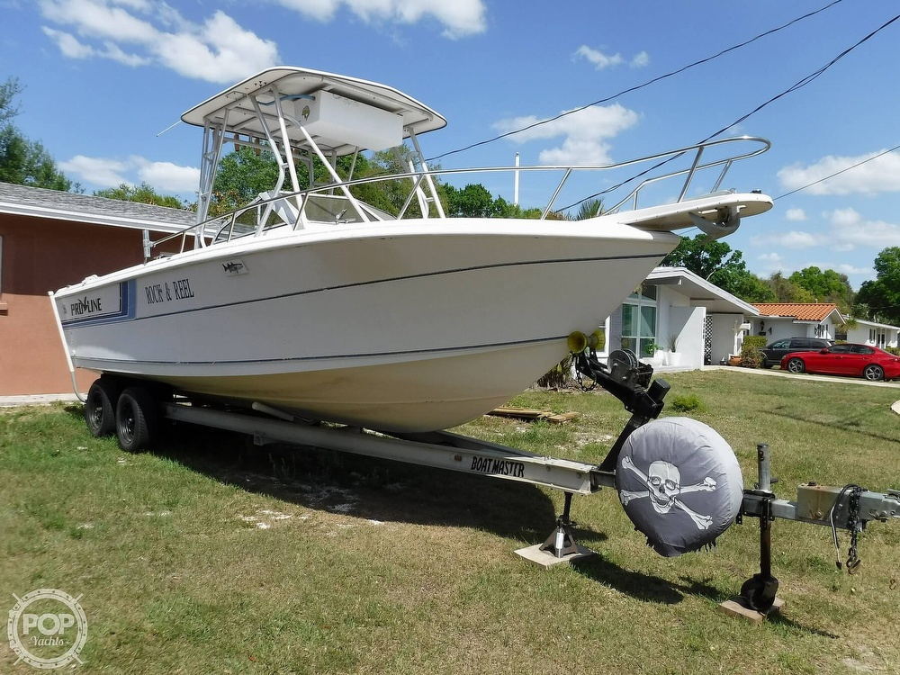 1993 Pro-Line boat for sale, model of the boat is 230 Cuddy Fish & Image # 27 of 40