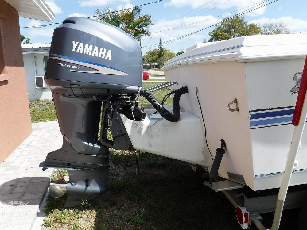 1993 Pro-Line boat for sale, model of the boat is 230 Cuddy Fish & Image # 10 of 40