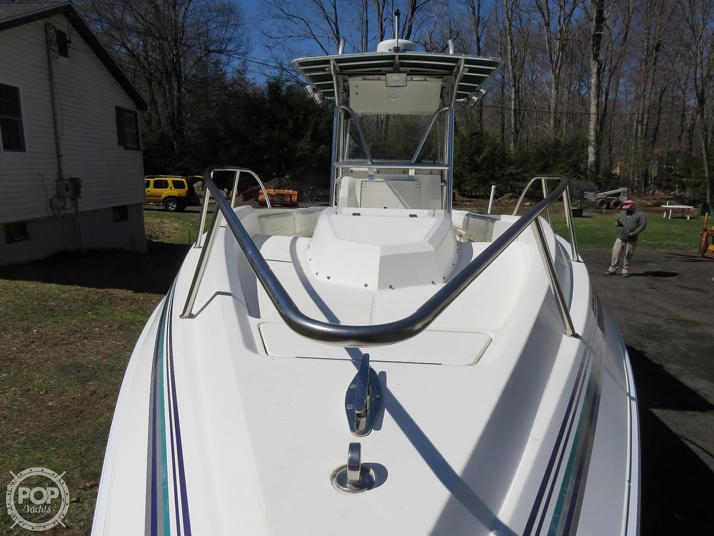 1999 Fountain boat for sale, model of the boat is 31 TE & Image # 6 of 40