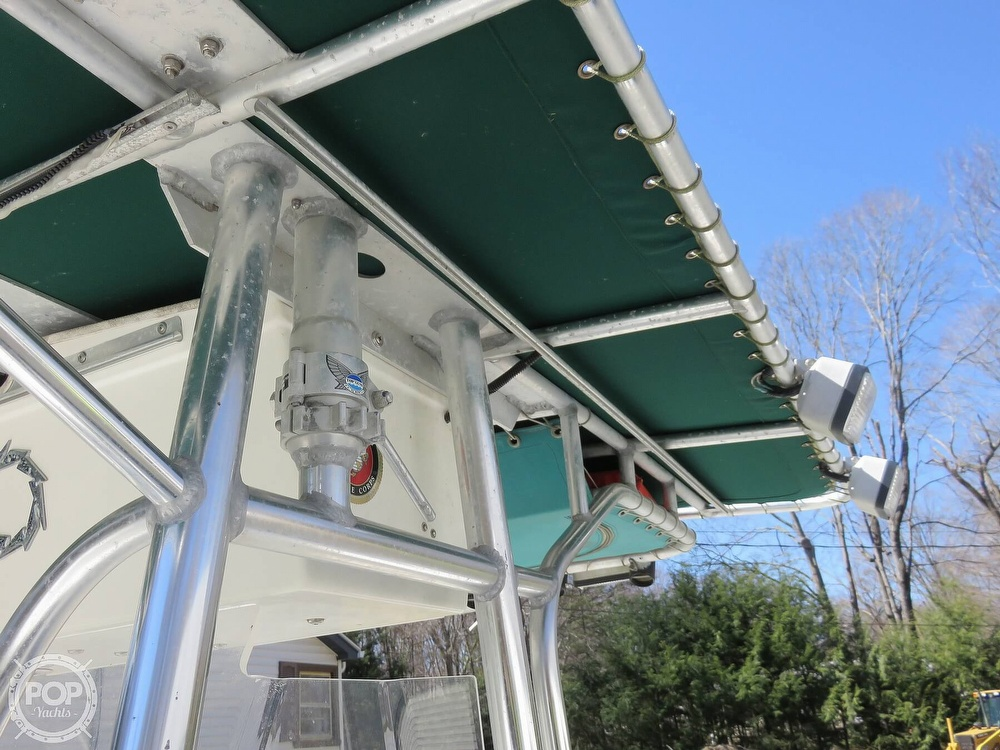 1999 Fountain boat for sale, model of the boat is 31 TE & Image # 32 of 40