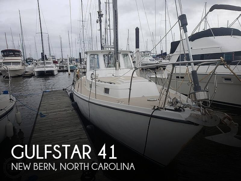 Used Boats For Sale in Rocky Mount, North Carolina by owner | 1974 Gulfstar G41