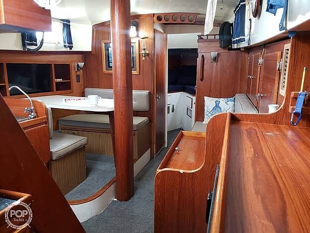 1974 Gulfstar boat for sale, model of the boat is 41 & Image # 6 of 40