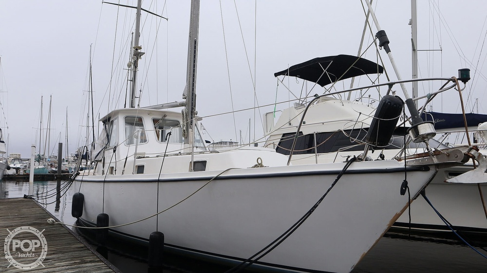 1974 Gulfstar boat for sale, model of the boat is 41 & Image # 17 of 40