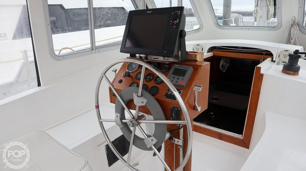 1974 Gulfstar boat for sale, model of the boat is 41 & Image # 40 of 40