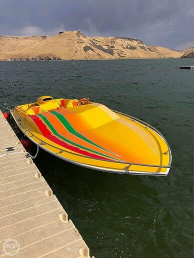 Eliminator Day Cruiser, 21', for sale - $83,400
