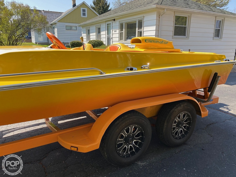 1981 Eliminator boat for sale, model of the boat is Day Cruiser & Image # 31 of 40