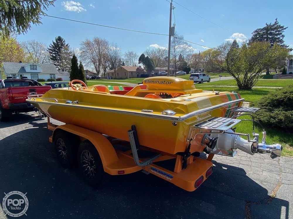 1981 Eliminator boat for sale, model of the boat is Day Cruiser & Image # 32 of 40