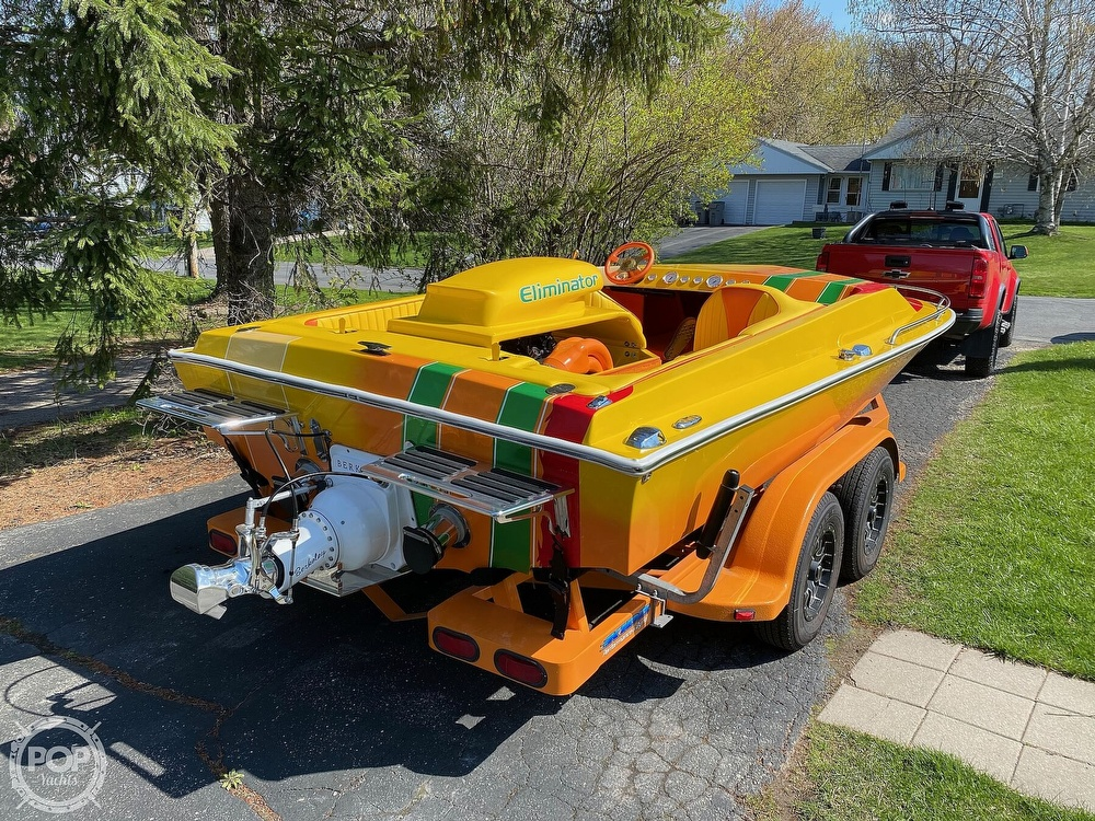 1981 Eliminator boat for sale, model of the boat is Day Cruiser & Image # 35 of 40