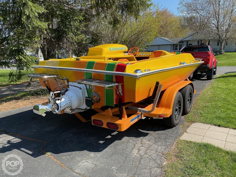 1981 Eliminator boat for sale, model of the boat is Day Cruiser & Image # 7 of 40