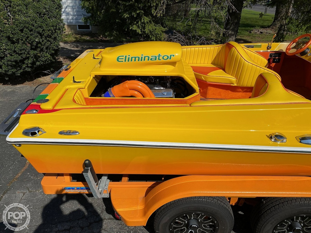 1981 Eliminator boat for sale, model of the boat is Day Cruiser & Image # 9 of 40