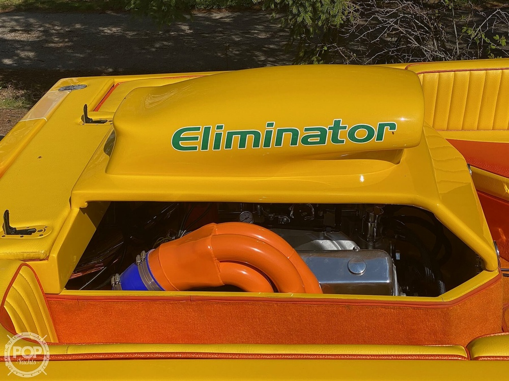 1981 Eliminator boat for sale, model of the boat is Day Cruiser & Image # 2 of 40