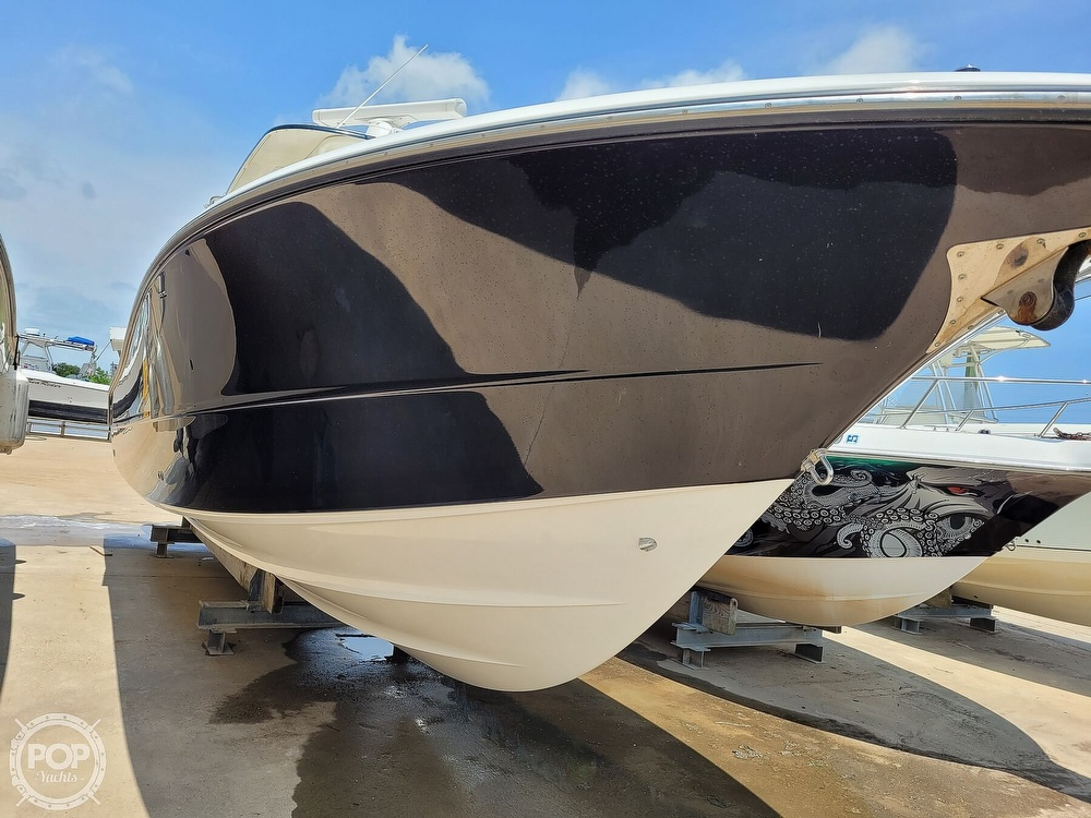 2009 Triton boat for sale, model of the boat is 351 & Image # 27 of 40