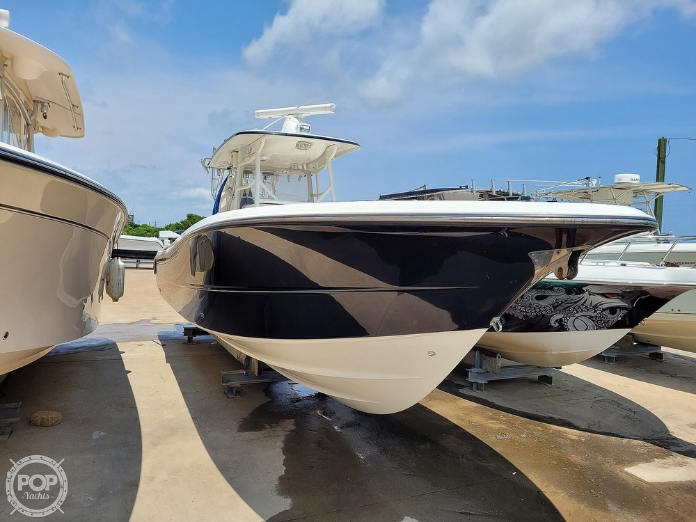 2009 Triton boat for sale, model of the boat is 351 & Image # 30 of 40