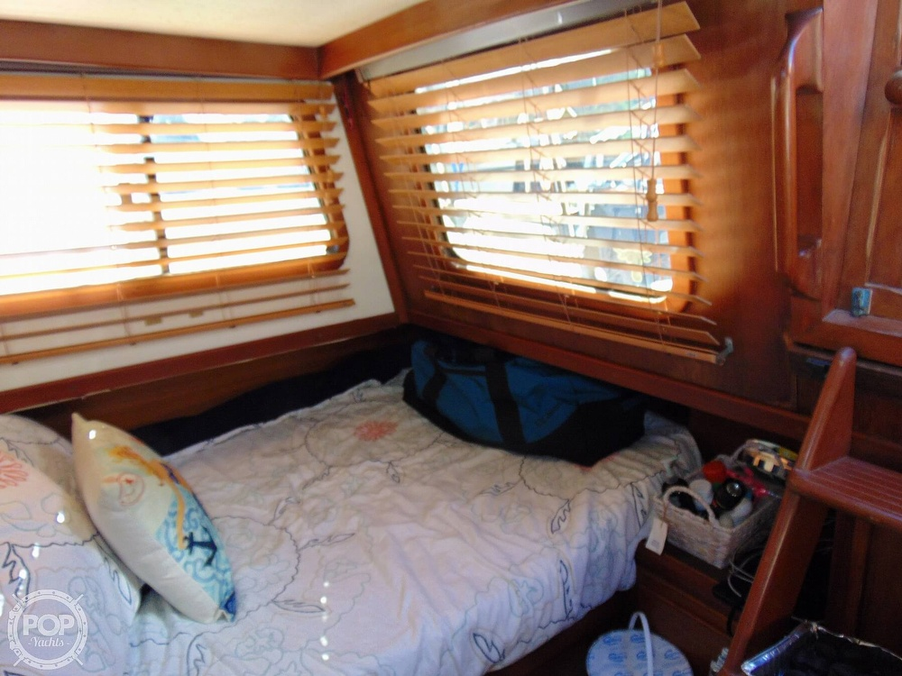 1987 CHB boat for sale, model of the boat is 34 Tri-Cabin & Image # 13 of 40