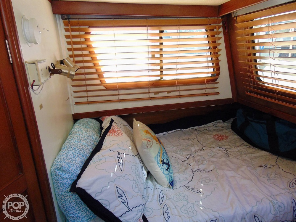 1987 CHB boat for sale, model of the boat is 34 Tri-Cabin & Image # 14 of 40