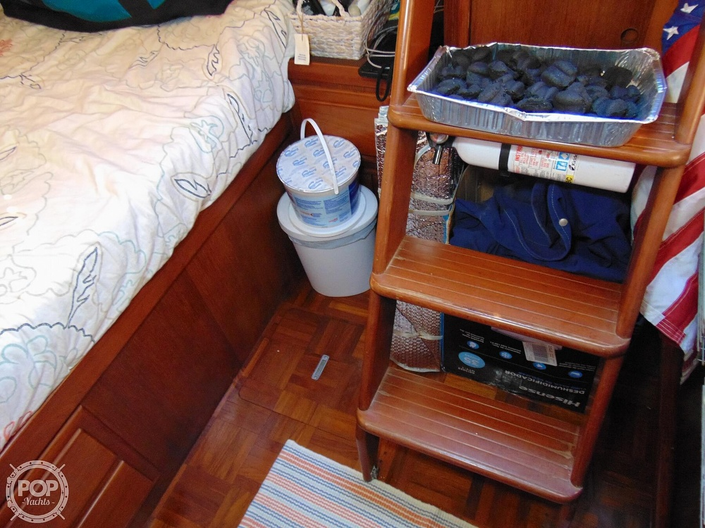 1987 CHB boat for sale, model of the boat is 34 Tri-Cabin & Image # 16 of 40