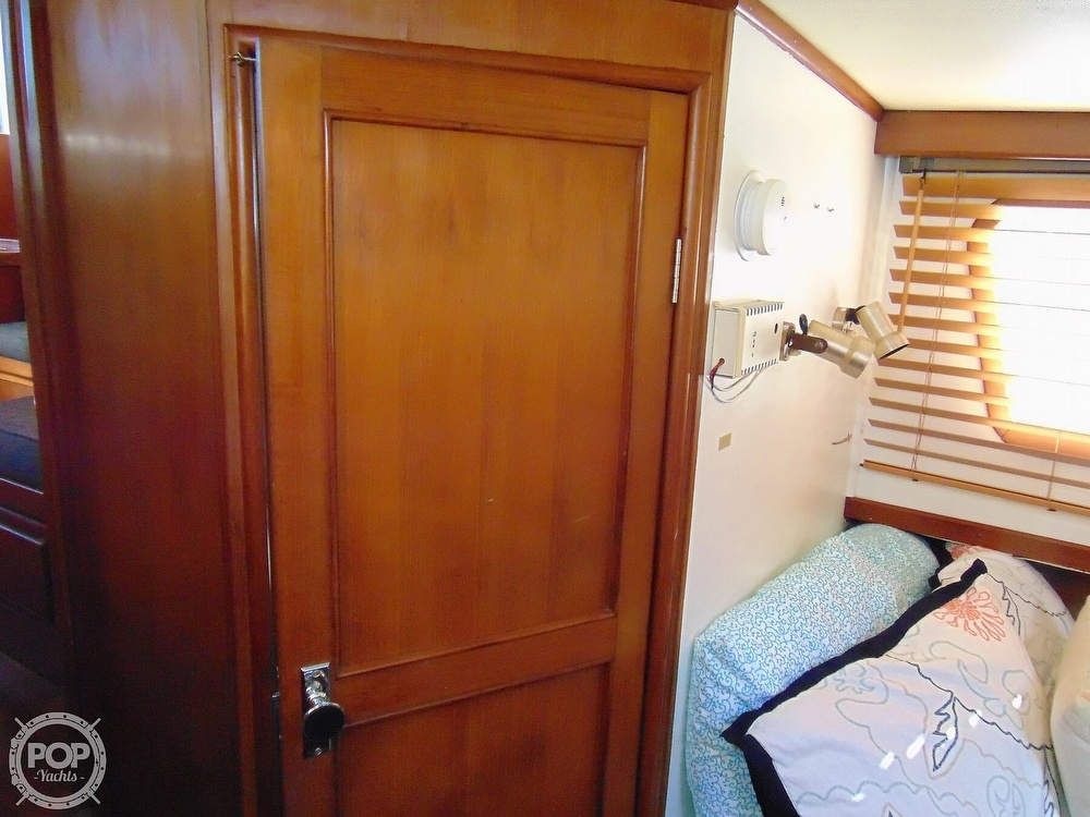 1987 CHB boat for sale, model of the boat is 34 Tri-Cabin & Image # 18 of 40