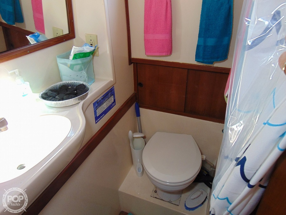 1987 CHB boat for sale, model of the boat is 34 Tri-Cabin & Image # 22 of 40
