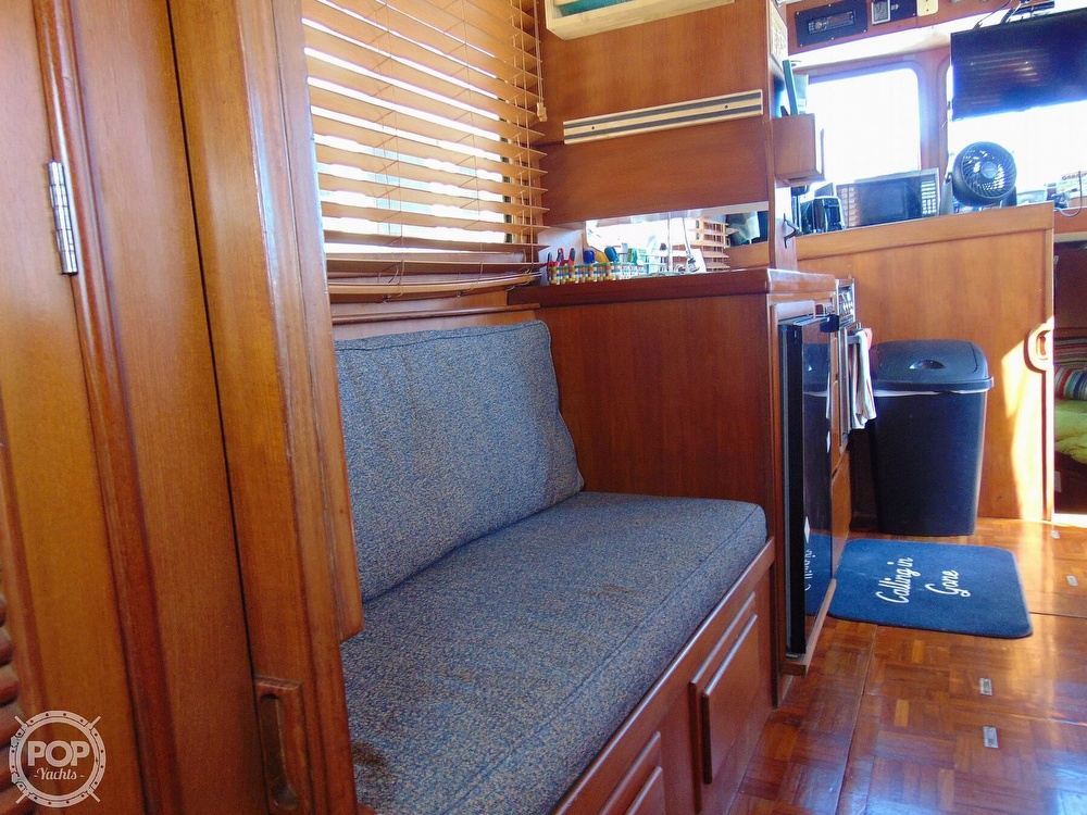 1987 CHB boat for sale, model of the boat is 34 Tri-Cabin & Image # 29 of 40