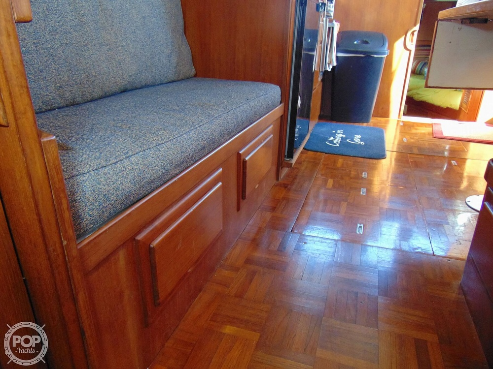 1987 CHB boat for sale, model of the boat is 34 Tri-Cabin & Image # 31 of 40