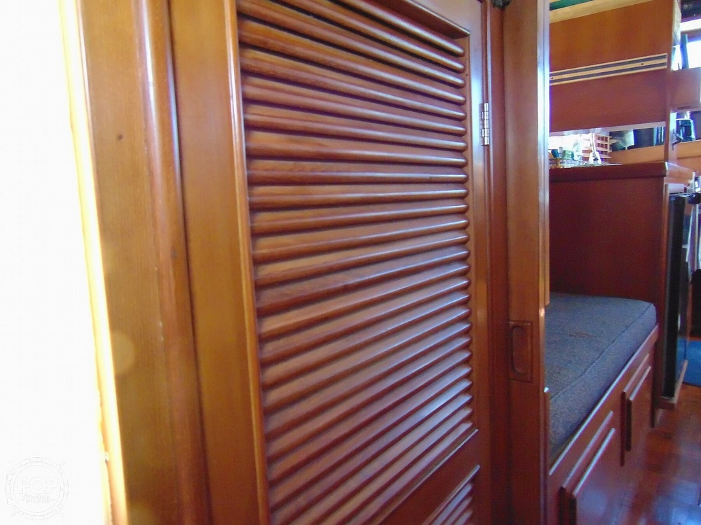 1987 CHB boat for sale, model of the boat is 34 Tri-Cabin & Image # 32 of 40