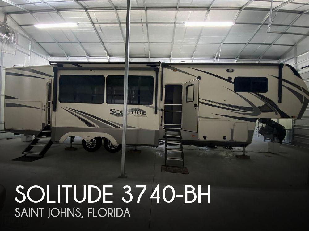 2020 Grand Design Solitude 3740-BH