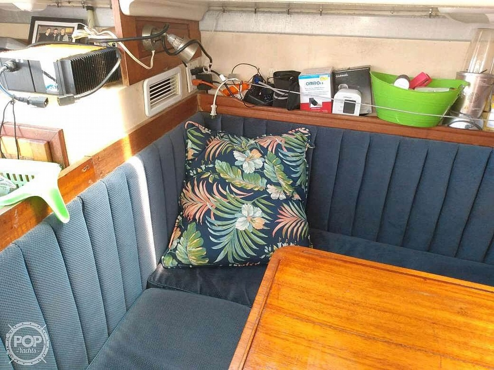 1973 Columbia boat for sale, model of the boat is 36 Mk II & Image # 9 of 14