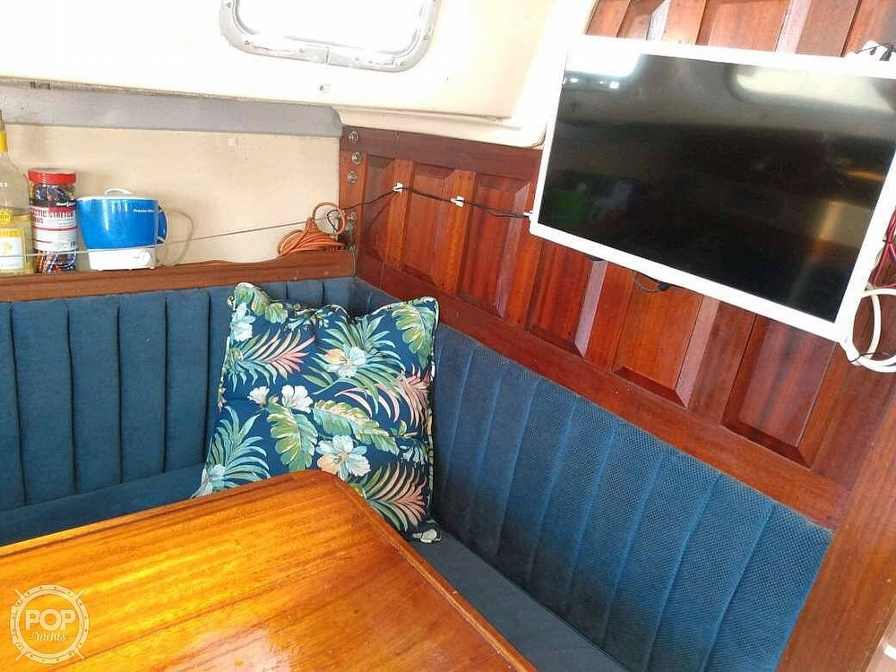 1973 Columbia boat for sale, model of the boat is 36 Mk II & Image # 10 of 14