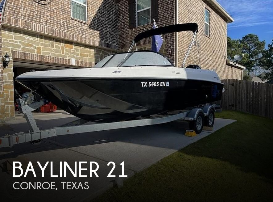 Used Bayliner Boats For Sale in Texas by owner | 2019 Bayliner E21 Element