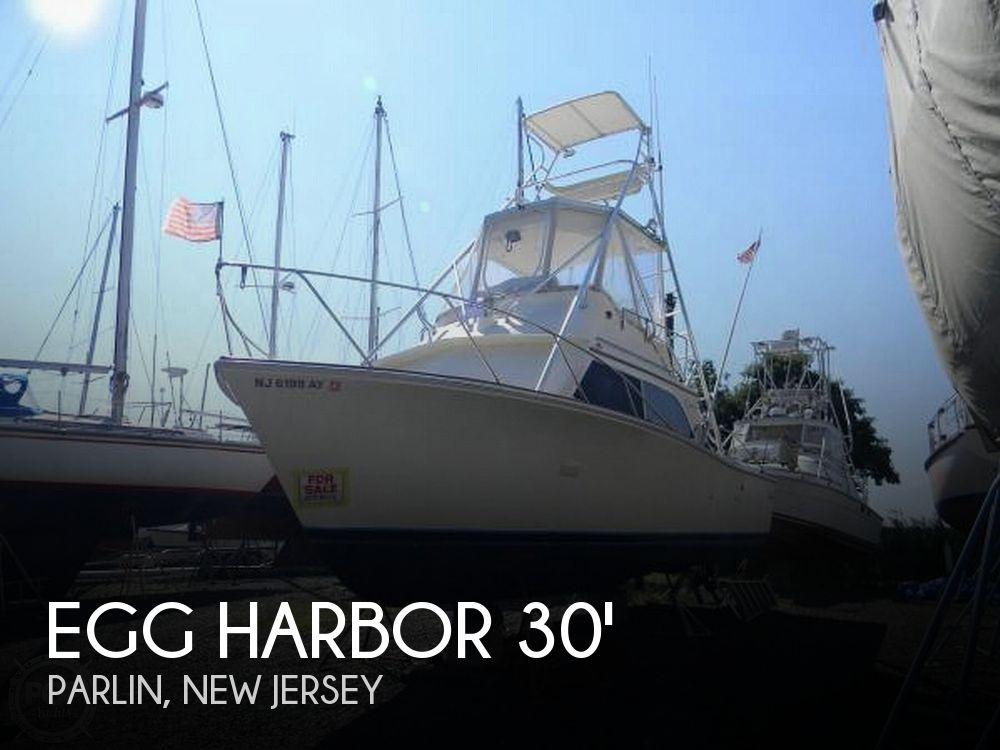 Used Egg Harbor Boats For Sale by owner | 1973 Egg Harbor 30'