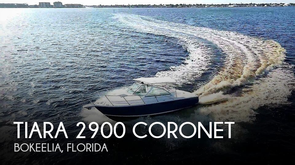 Used Tiara Boats For Sale by owner | 2000 Tiara 2900 Coronet