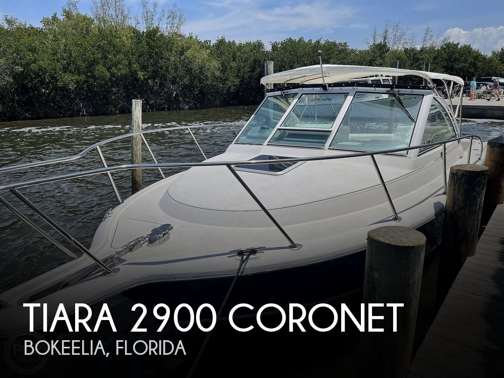 2000 Tiara Yachts boat for sale, model of the boat is 2900 Coronet & Image # 1 of 40