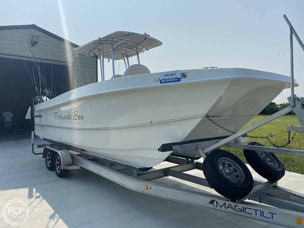 2018 Twin Vee boat for sale, model of the boat is OceanCat 260 GF & Image # 4 of 40