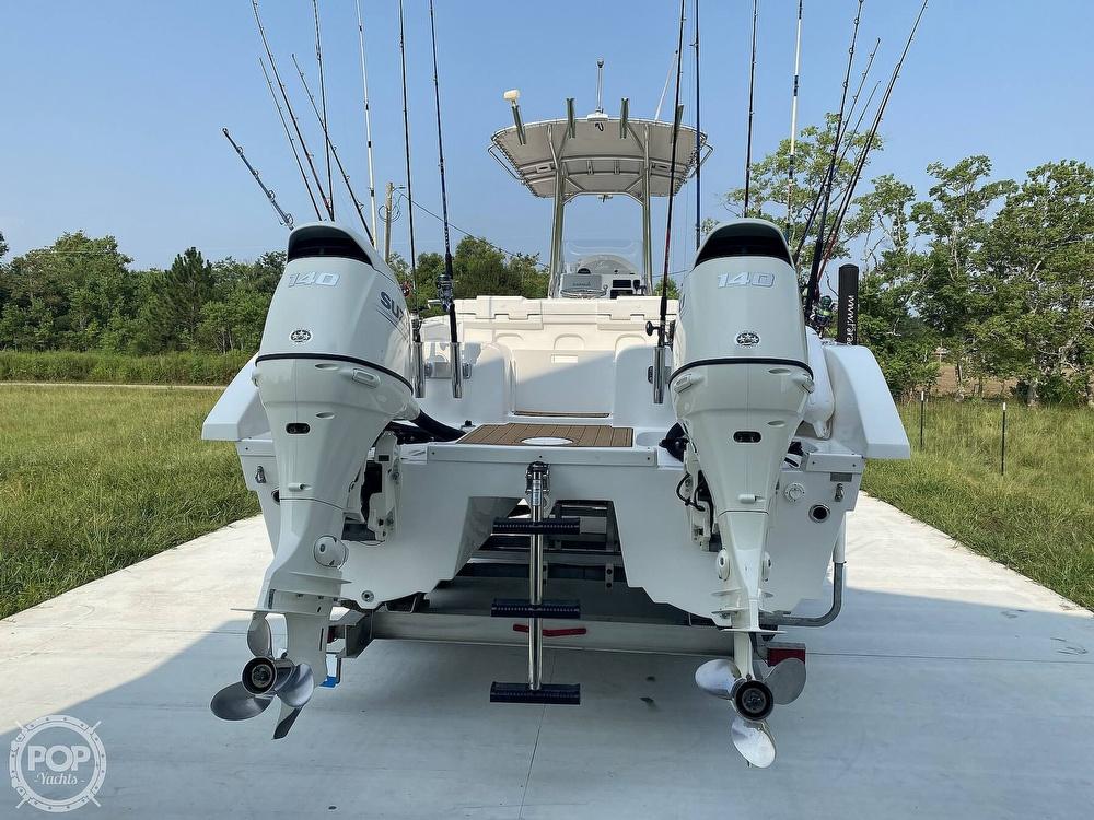 2018 Twin Vee boat for sale, model of the boat is OceanCat 260 GF & Image # 6 of 40