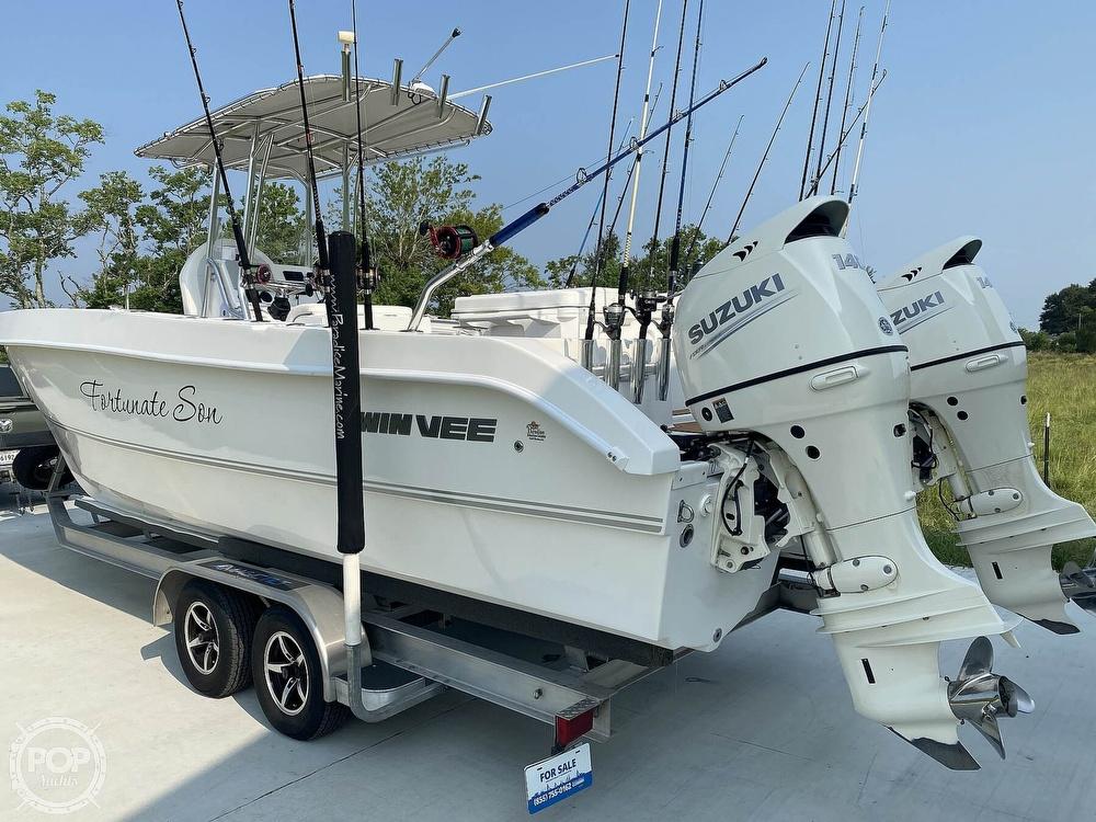2018 Twin Vee boat for sale, model of the boat is OceanCat 260 GF & Image # 7 of 40