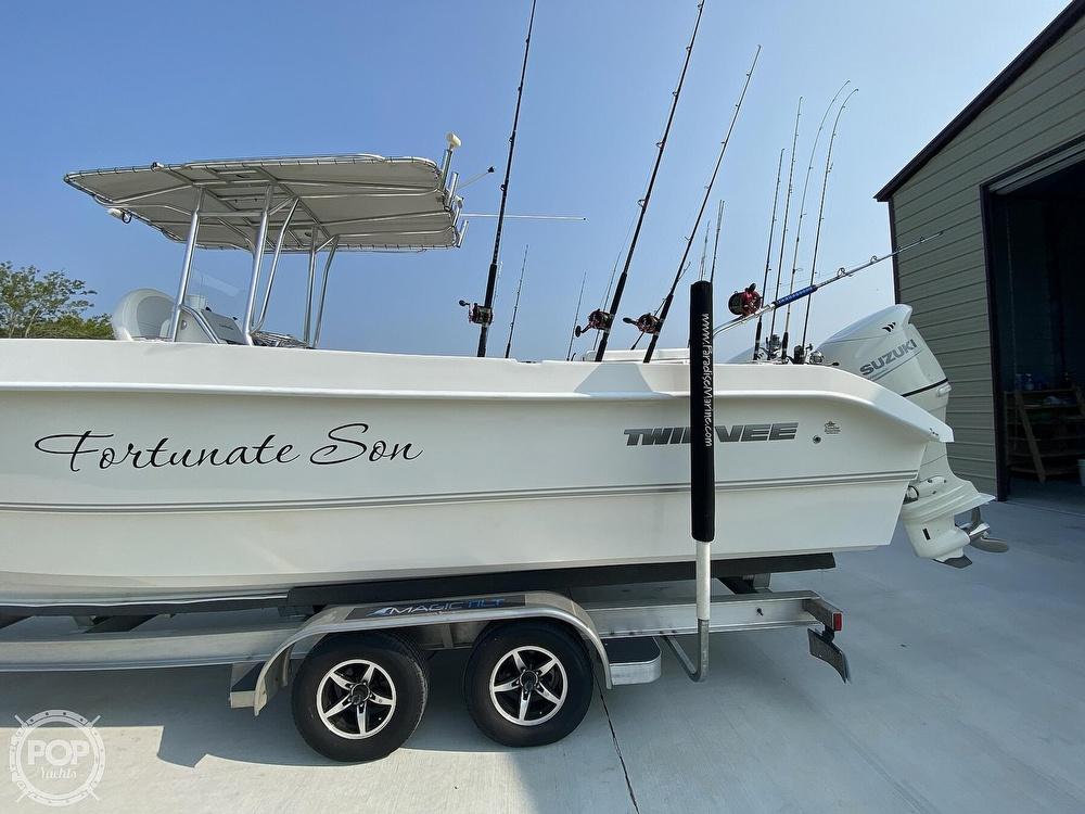 2018 Twin Vee boat for sale, model of the boat is OceanCat 260 GF & Image # 8 of 40