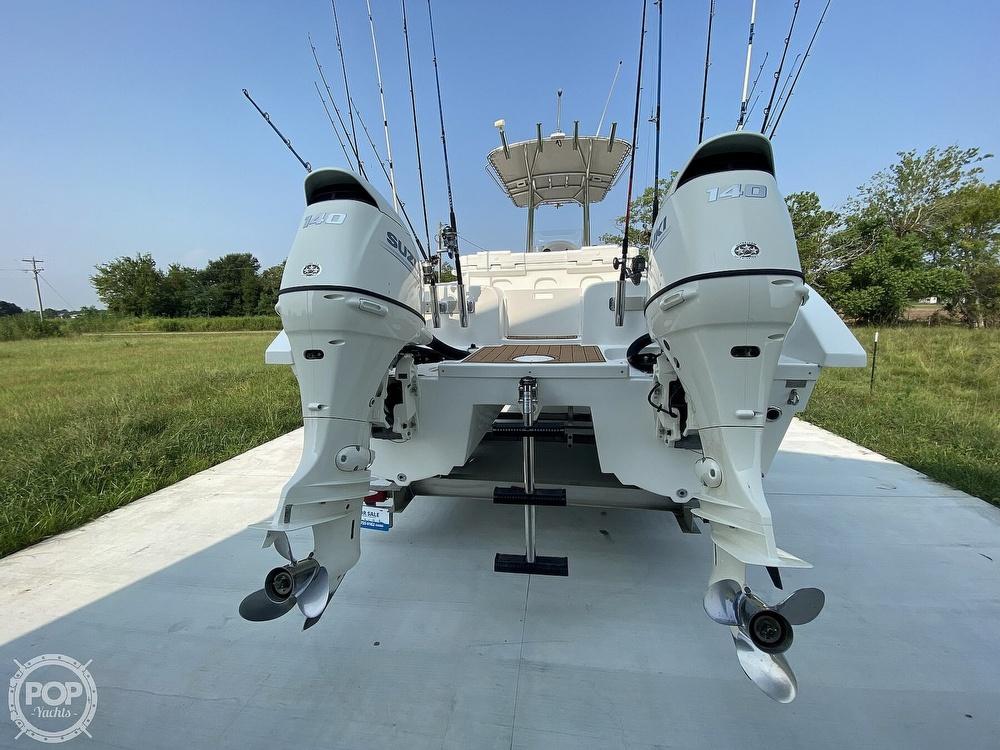 2018 Twin Vee boat for sale, model of the boat is OceanCat 260 GF & Image # 10 of 40