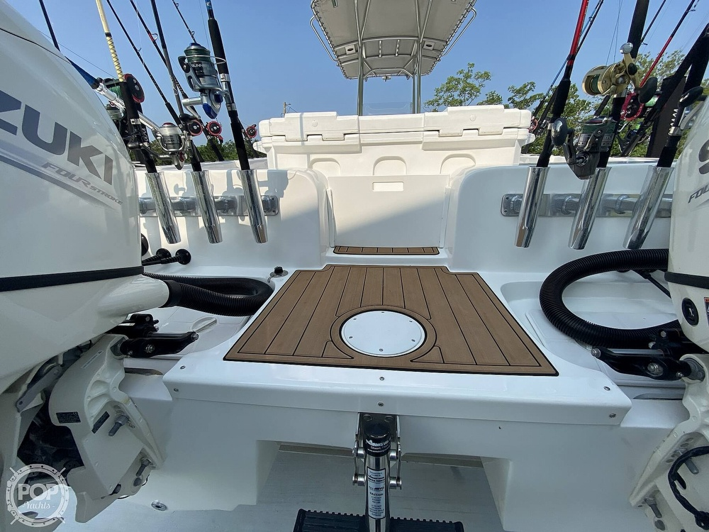 2018 Twin Vee boat for sale, model of the boat is OceanCat 260 GF & Image # 13 of 40