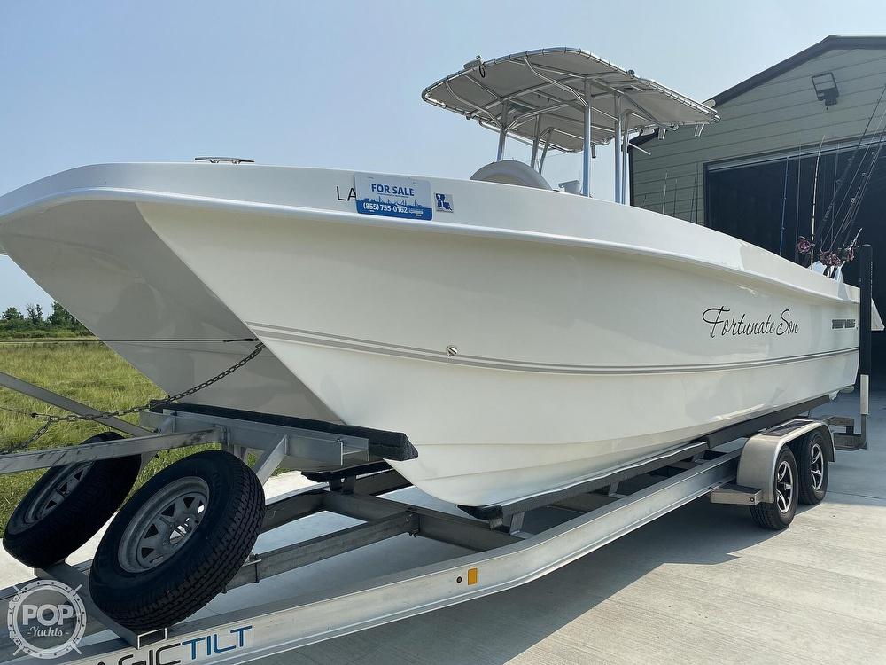 2018 Twin Vee boat for sale, model of the boat is OceanCat 260 GF & Image # 14 of 40